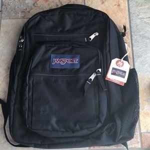 Jansport big student backpack NWT!!!